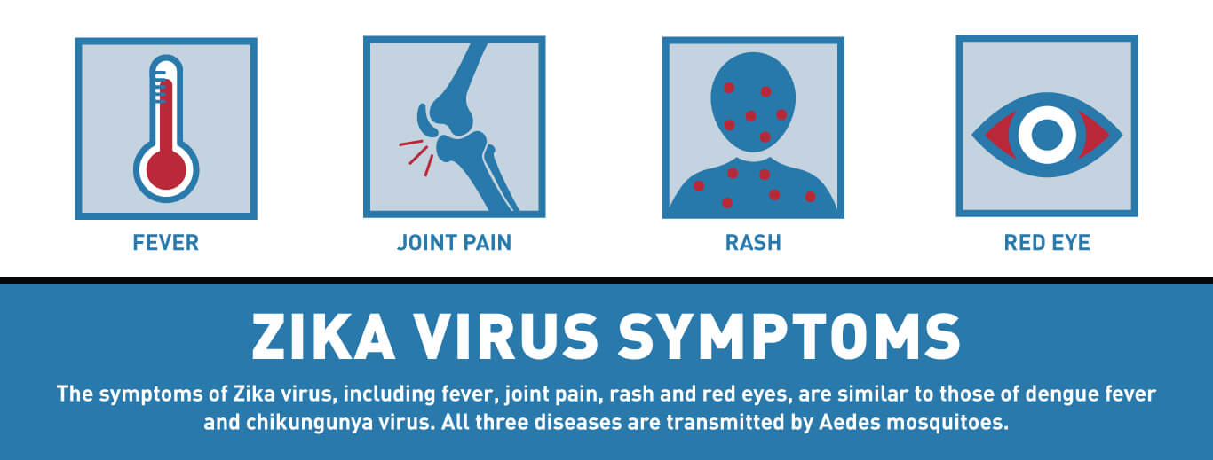Zika Virus symptoms